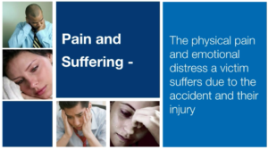 Pain and suffering from personal injury