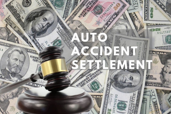 How Much to Expect from Auto Accident Settlement